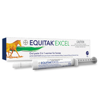 Bayer Equitak Excel Paste