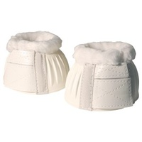 Ribbed Bell Boots with Fleece