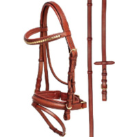 Oregon DS04 Hanoverian Bridle