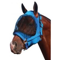Lycra and Mesh Fly mask  Large