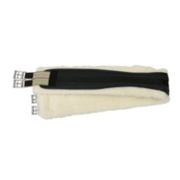 Equi-prene Elastic Woool Lined Jump Girth - Brown
