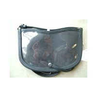 Leather number Holder breastplate