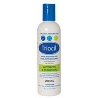 Triocil antiseptic and antifungal wash