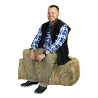 Oilskin Vest - Adults