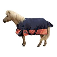 Winter Synthetic Mini Pony Rug