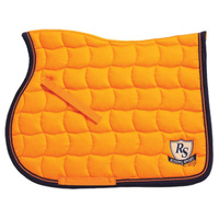 Riding Sport AP Saddlecloth - Pumpkin